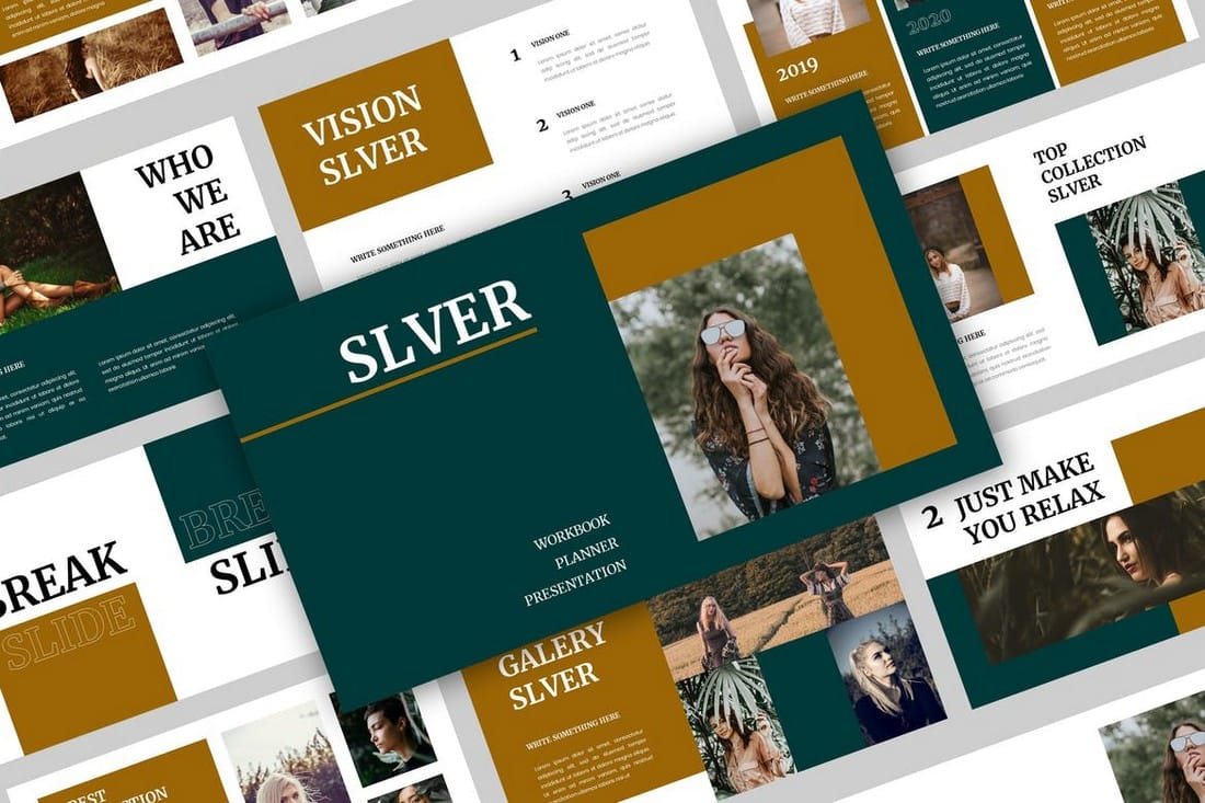 Slever-Elegant-Powerpoint-Presentation 60+ Beautiful, Premium PowerPoint Presentation Templates design tips  Inspiration|microsoft|powerpoint|presentation|template