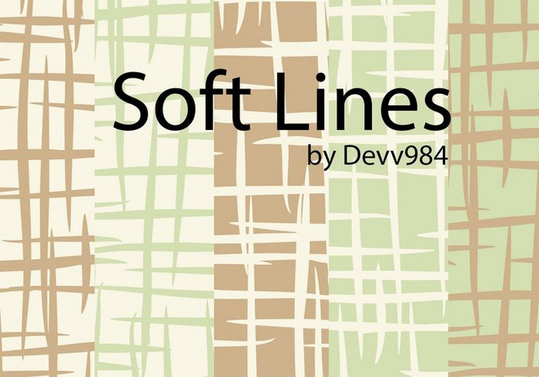 Soft-Lines-Patterns 30+ Best Line Patterns & Textures design tips
