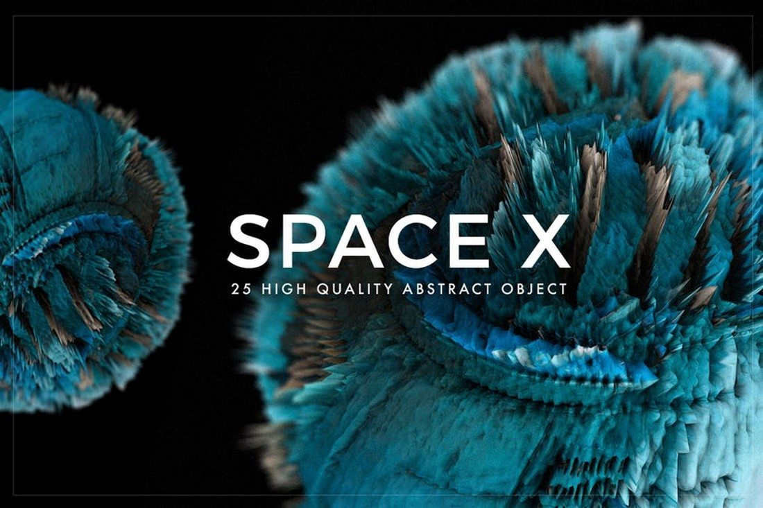 Space-X-Textures 35+ Best Space & Galaxy Background Textures design tips