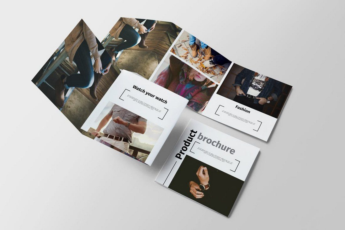 Square-Product-Brochure 40+ Best Microsoft Word Brochure Templates 2020 design tips  Inspiration|brochure|templates