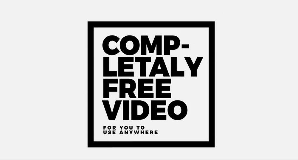 Square Titles - Free Premiere Pro Template