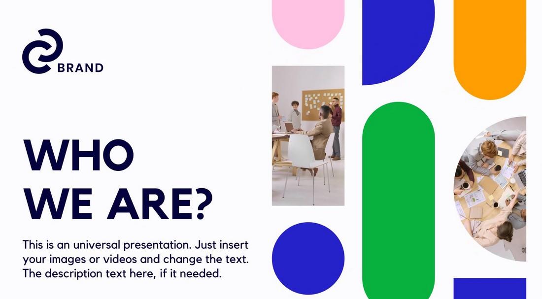 Start-Up Presentation - Premiere Pro Template