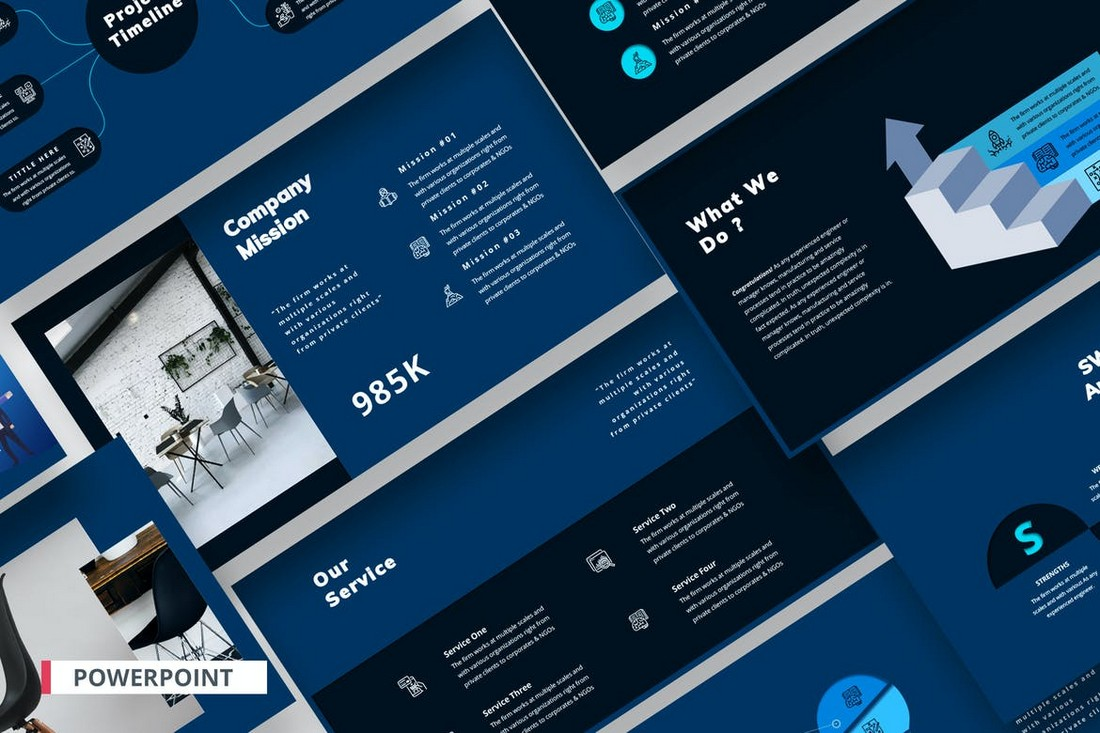 Startup Proposal PowerPoint Template