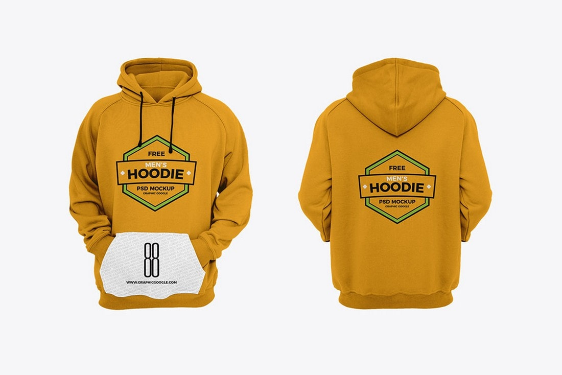 Stylish-Mens-Free-Hoodie-Mockup 20+ Hoodie Mockup Templates (Free & Premium) design tips  Inspiration