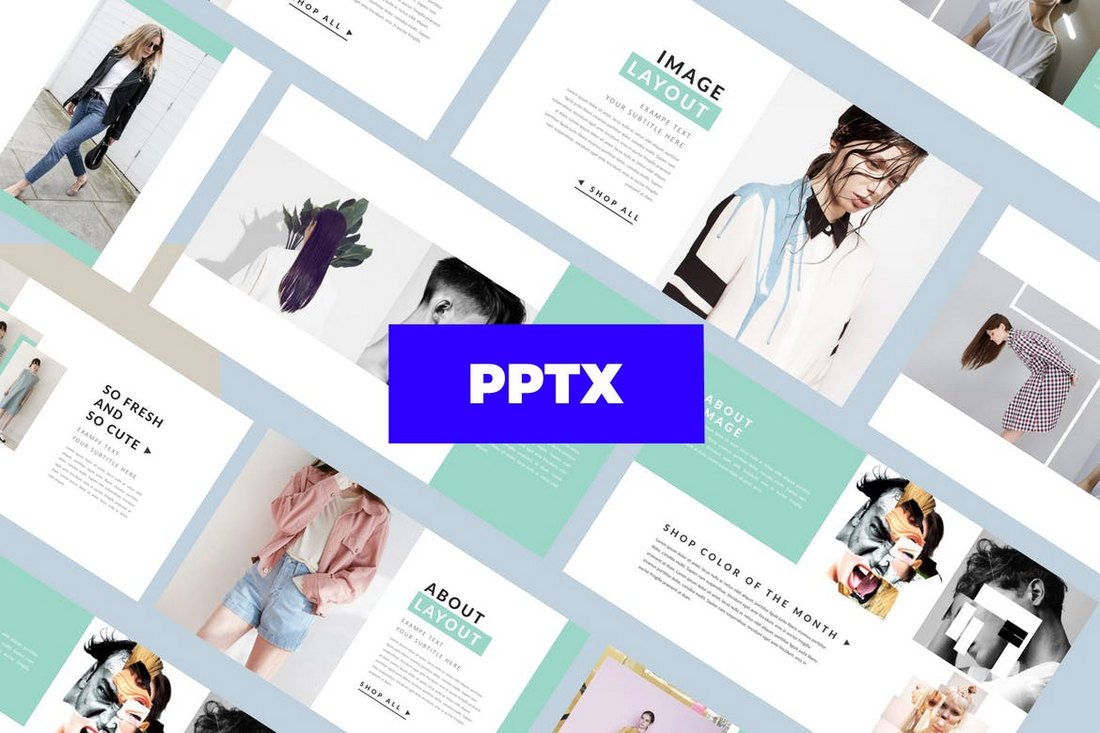 Stylist - PowerPoint Template