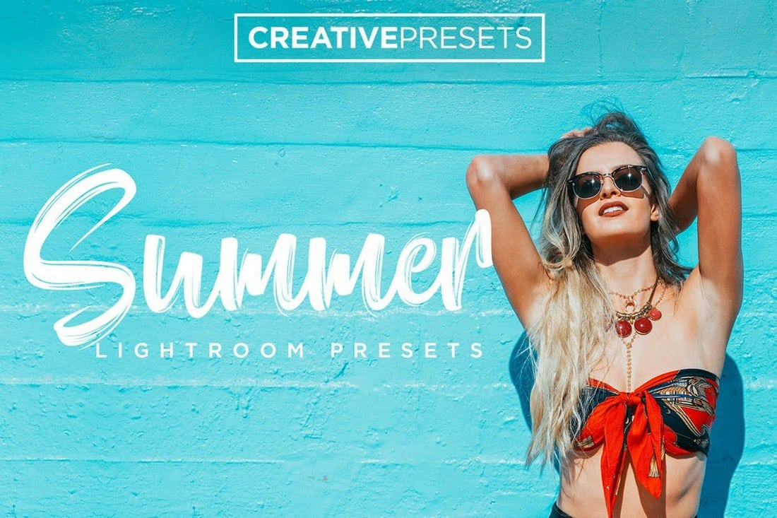 Summer-Lightroom-Presets 50+ Best Lightroom Presets for Portraits (Free & Pro) 2020 design tips