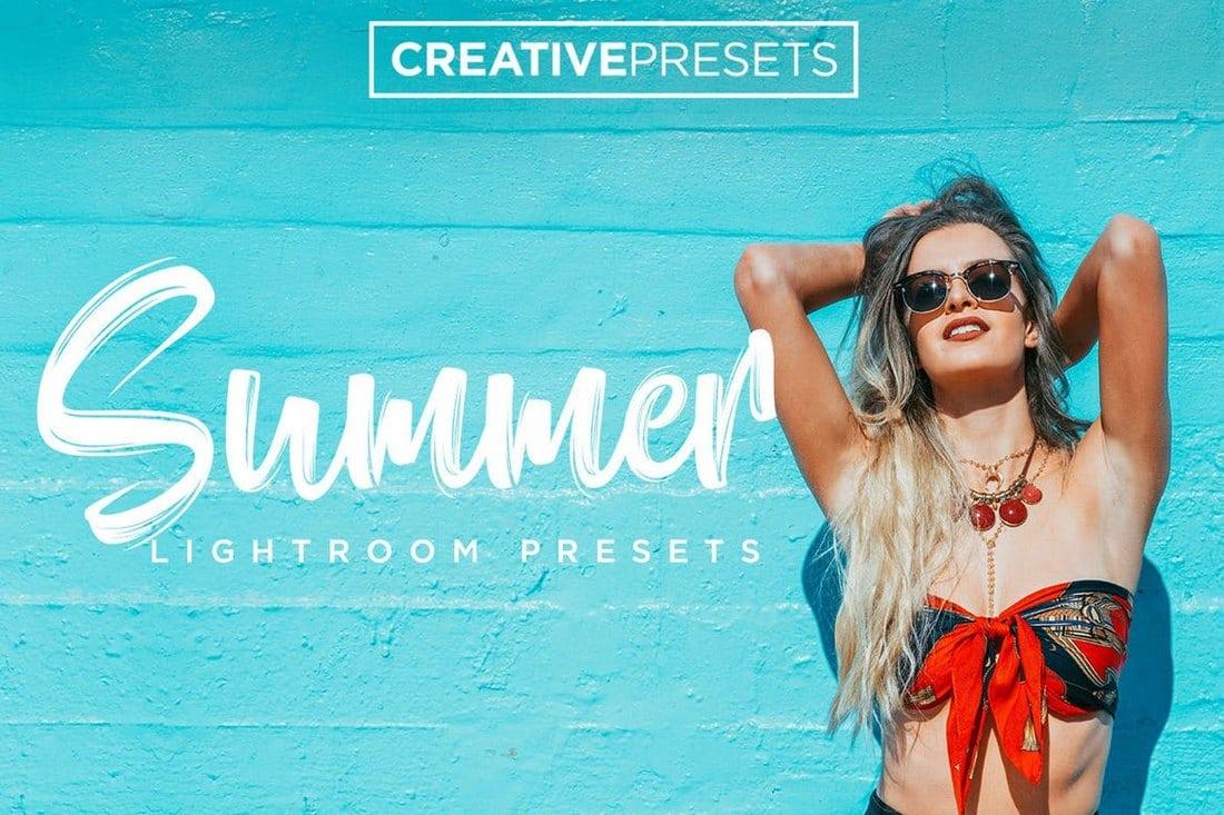 Summer-Lightroom-Presets 20+ Best Lightroom Presets for Portraits design tips