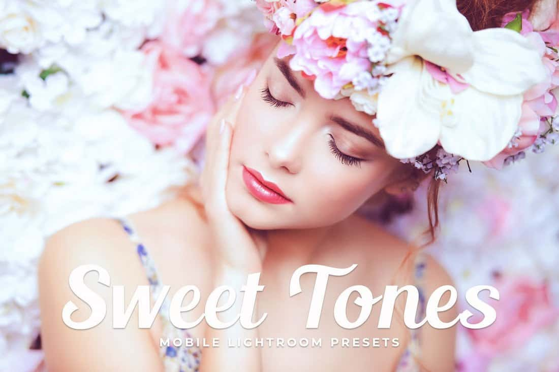 Sweet Tones Lightroom Presets