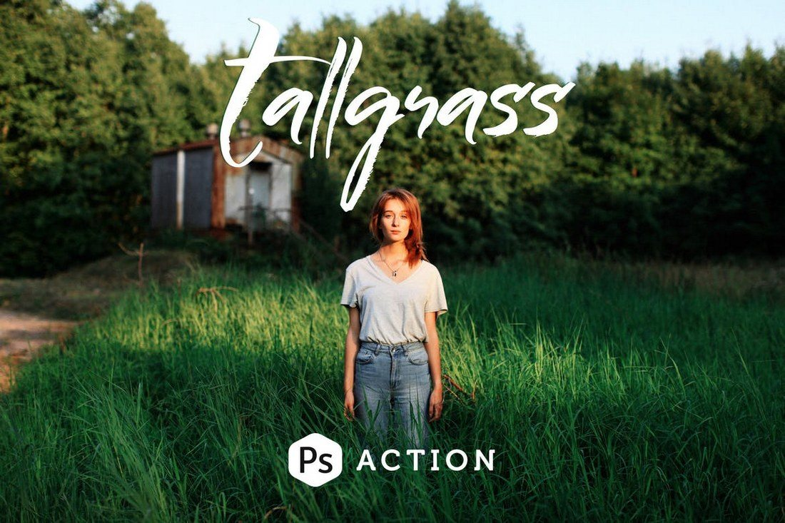 Tallgrass-Photoshop-Action 20+ Best Portrait Photoshop Actions design tips