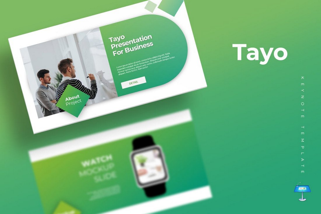 25 Modern Premium Keynote Templates Design Shack