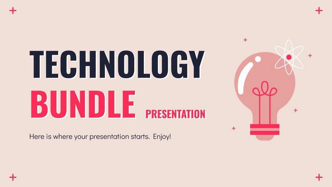 Technology Bundle slideshow