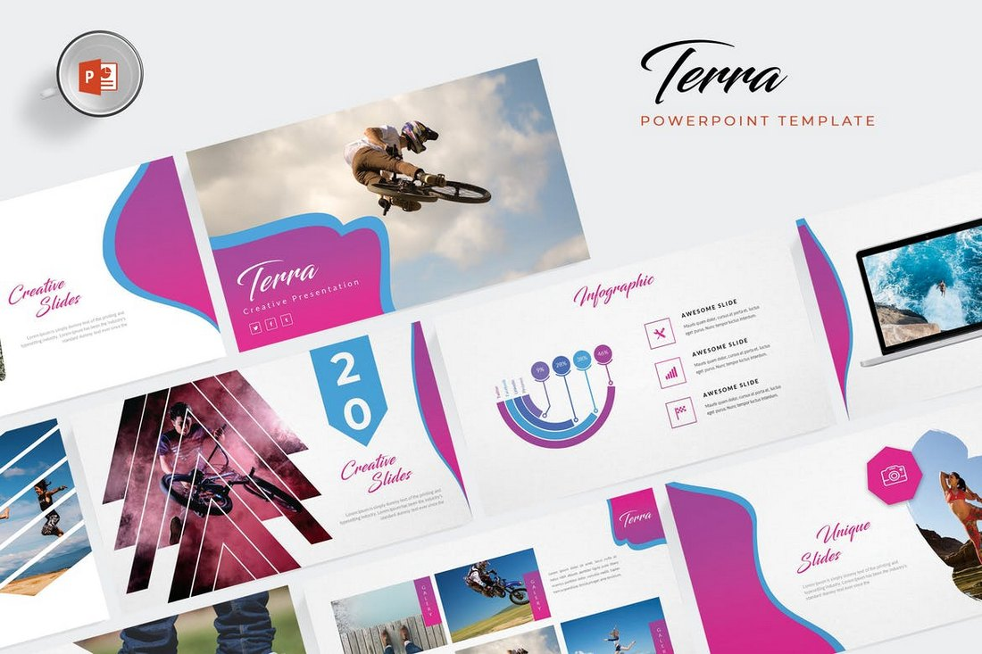 Terra - Powerpoint Template