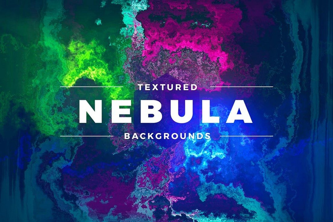 Textured-Nebula-Backgrounds 35+ Best Space & Galaxy Background Textures design tips