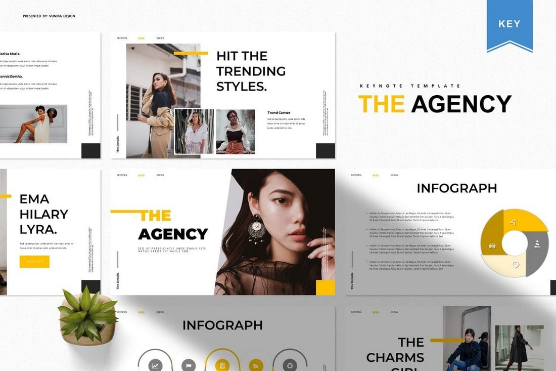 The-Agency-Modern-Keynote-Template 50+ Best Keynote Templates of 2021 design tips