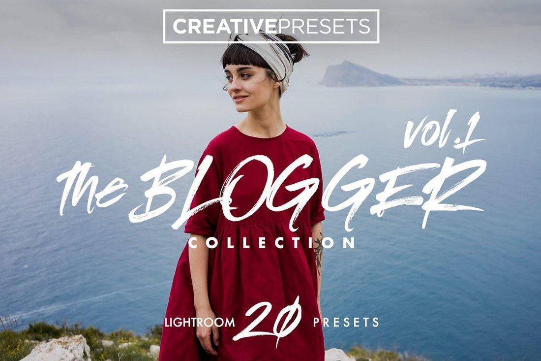The Blogger Collection - Lightroom Presets