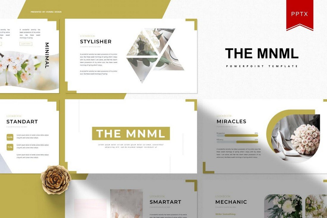 The-Mnml-Minimal-PowerPoint-Template 30+ Animated PowerPoint Templates (Free + Premium) design tips