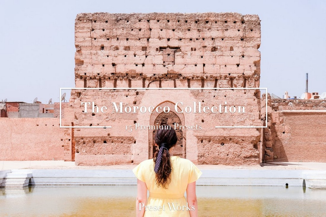 The-Morocco-Lightroom-Travel-Presets-Collection 25+ Best Lightroom Presets for Instagram design tips