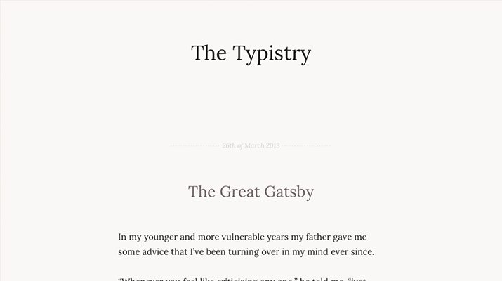 The-Typistry-Premium-Tumblr-Theme
