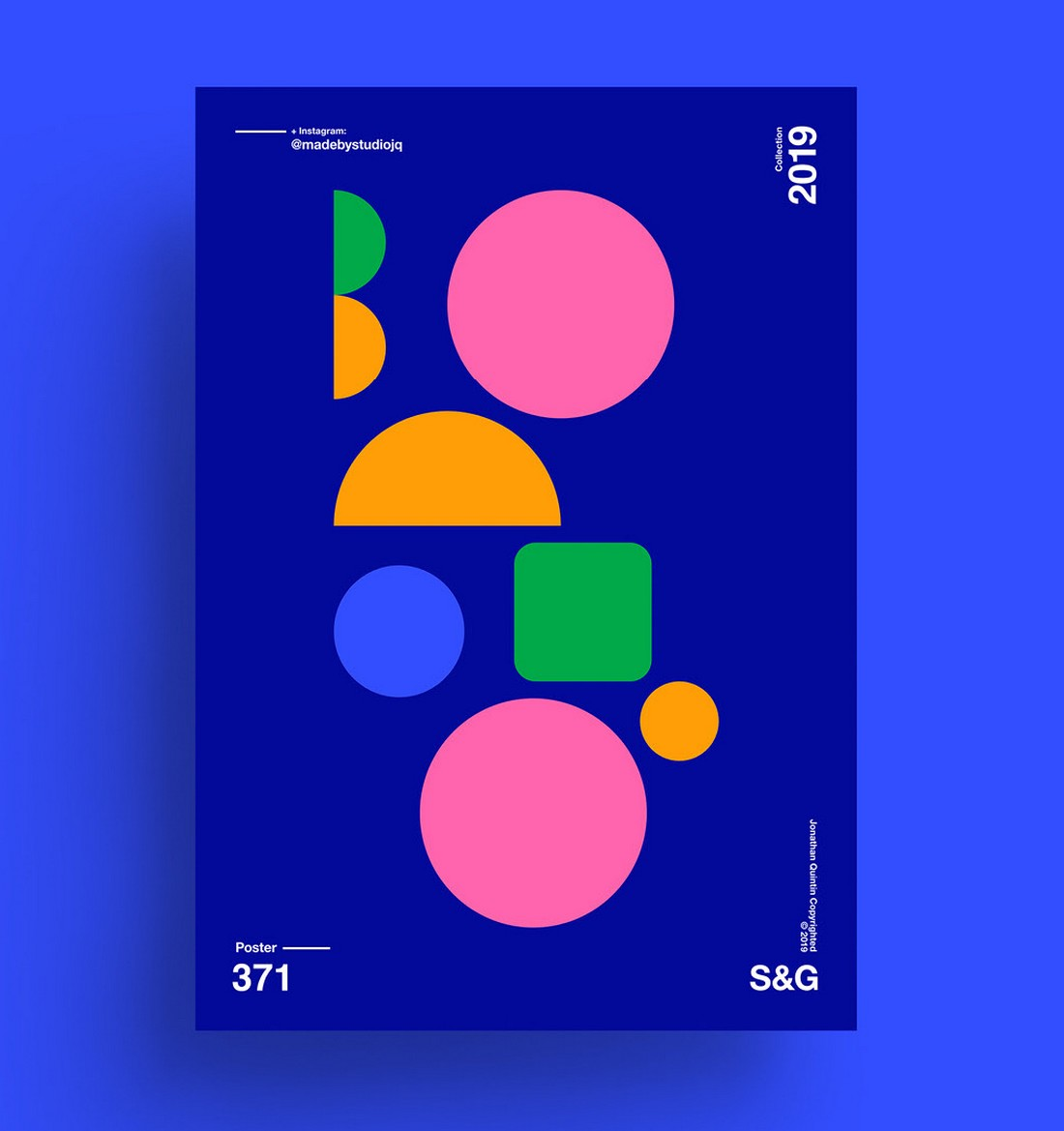 Throw-Some-Shapes-poster 10 Minimal Poster Design Examples (+10 Templates) design tips
