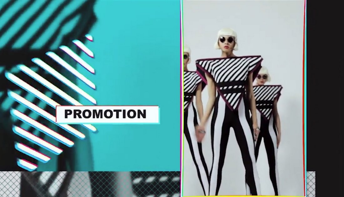 TikTok Fashion Promo Video Template
