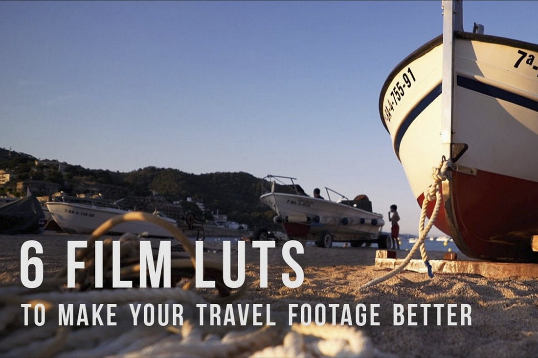 Travel Film LUTs for FCPX & Premiere Pro