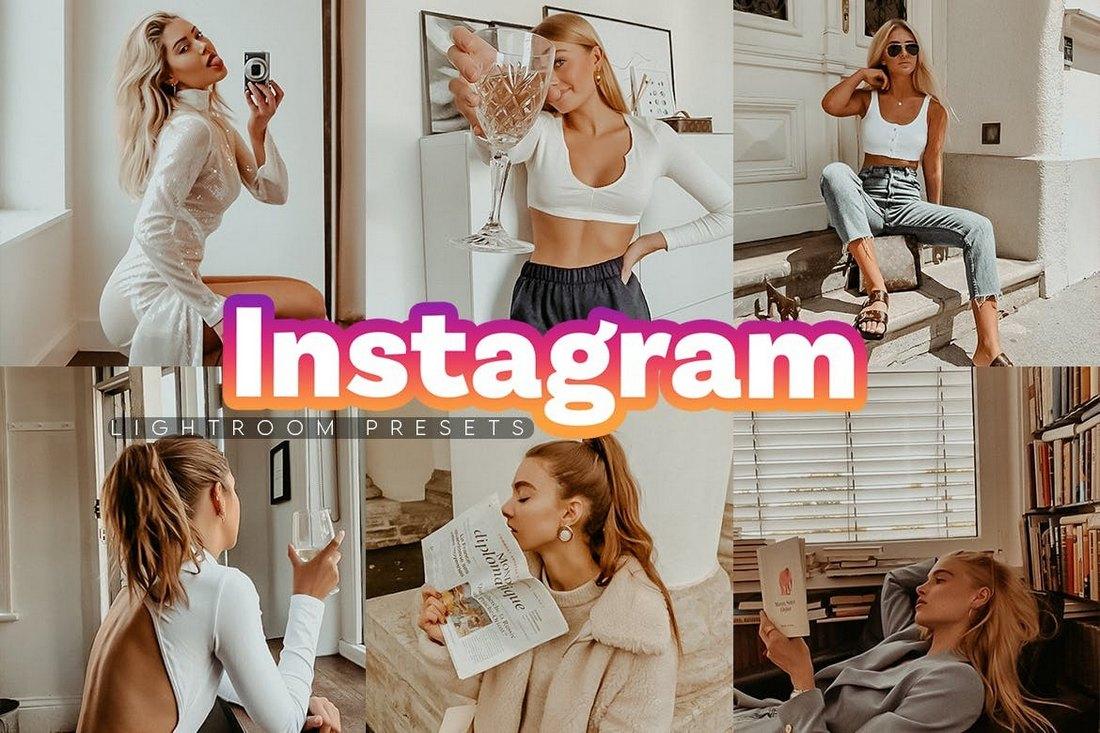 Trendy Instagram Lightroom Presets