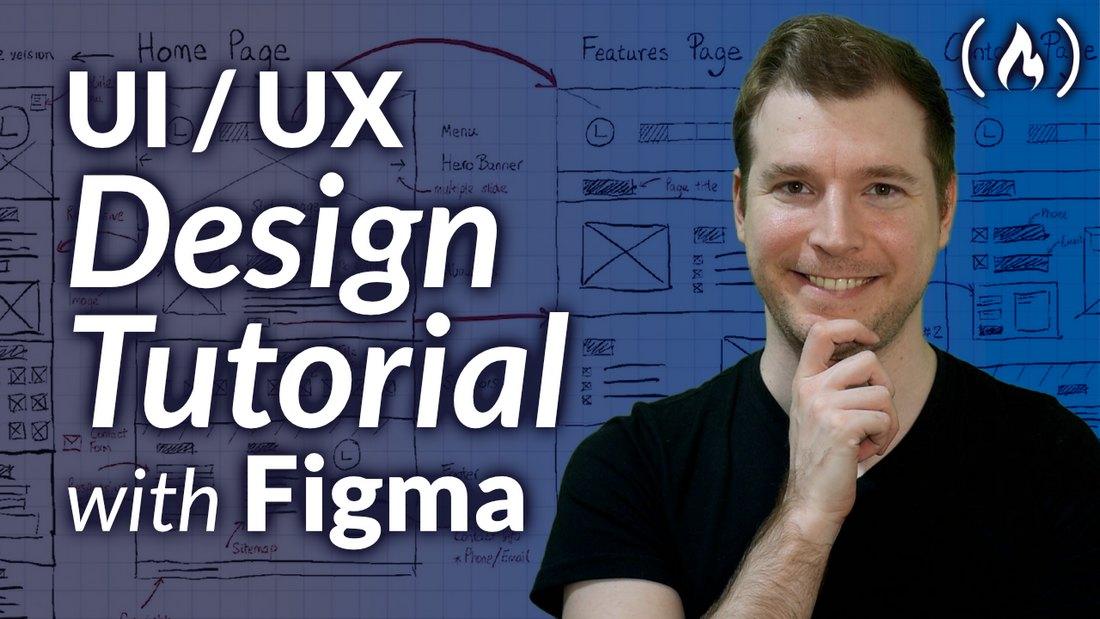 UI UX Design Tutorial with Figma