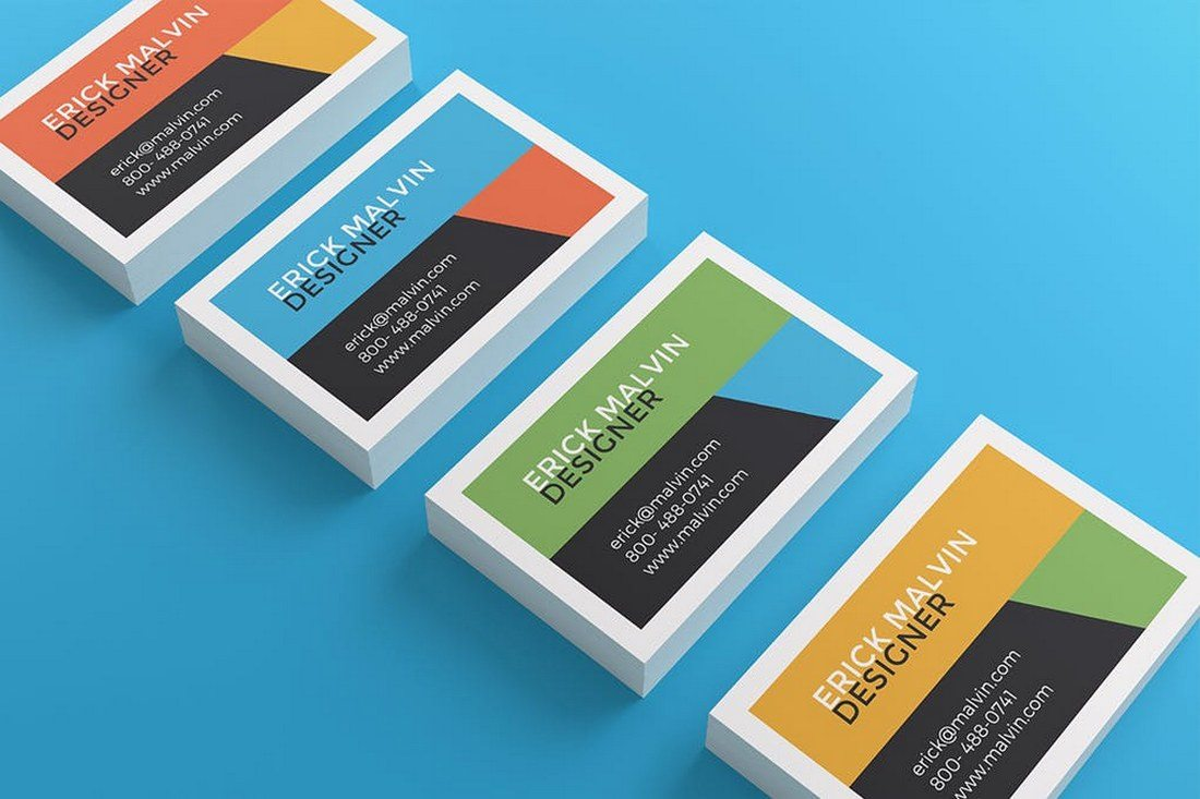 Attractive Business Cards Images - Free Business Cards