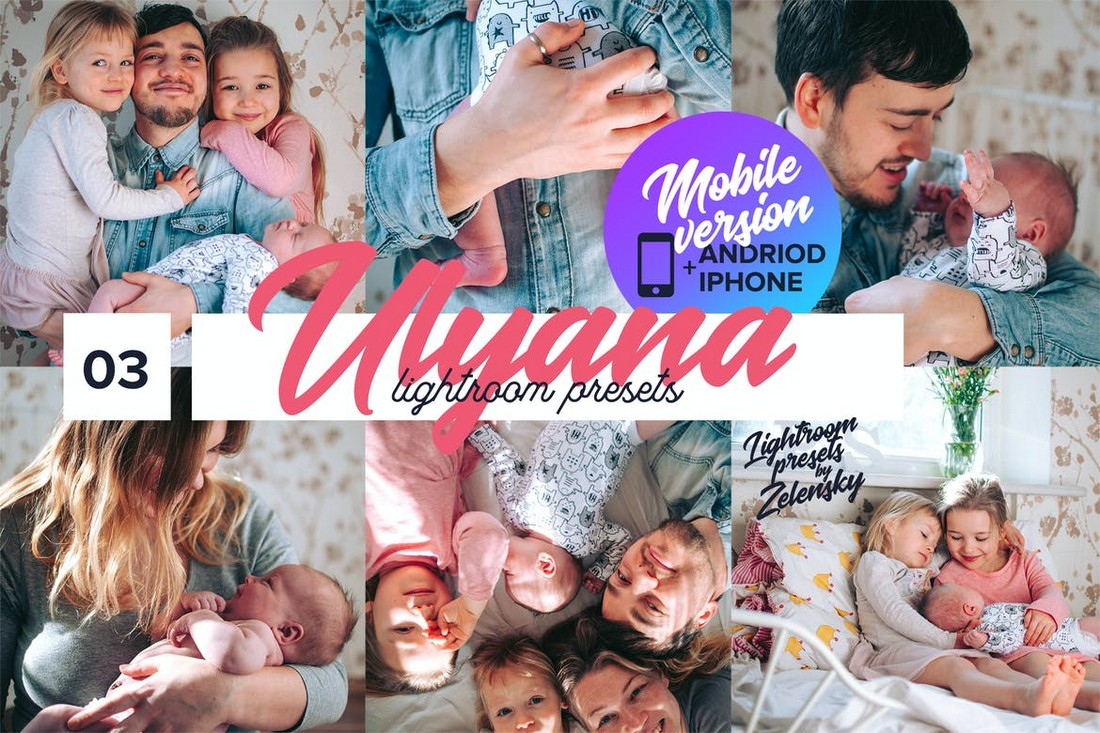 ULYANA-Family-Newborn-Mobile-Lightroom-Presets 25+ Best Lightroom Presets for Instagram design tips