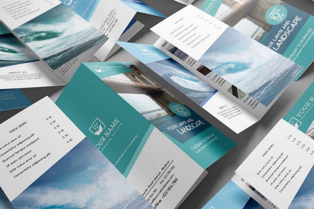 US-Letter-Tri-Fold-Brochure-Mock-up 30+ Best Isometric Mockup Templates design tips