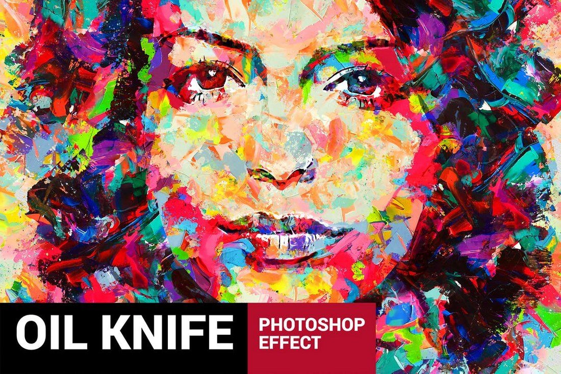 Ultimatum-2-Oil-Knife-Painting-Photoshop-Action 20+ Best Watercolor Photoshop Actions design tips