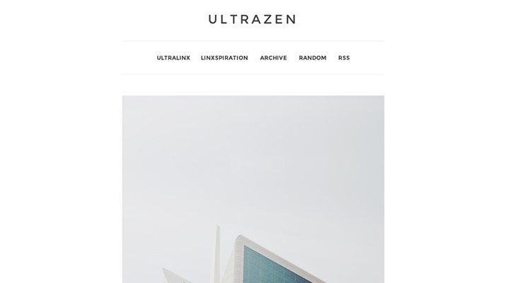 UltraZen-Free-Tumblr-Theme 50+ Best Free & Premium Tumblr Themes 2018 design tips