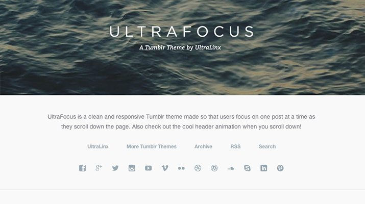 Ultrafocus-Tumblr-Theme
