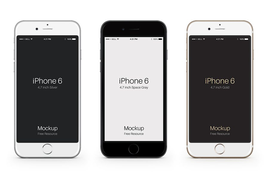 Untitled-1 100+ iPhone PSD & Vector Mockups design tips