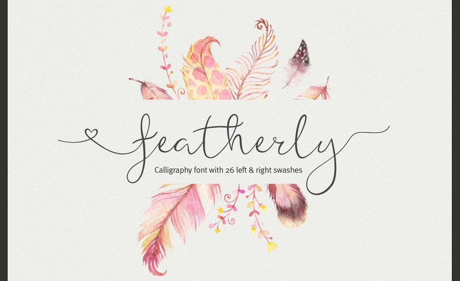 Untitled-122 100+ Beautiful Script, Brush & Calligraphy Fonts design tips
