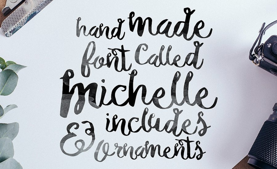 This Handmade Script Bundle Contains 4 Amazing Fonts That Would Be Very Handy For Your New Logotype Wedding Invitation Or Poster