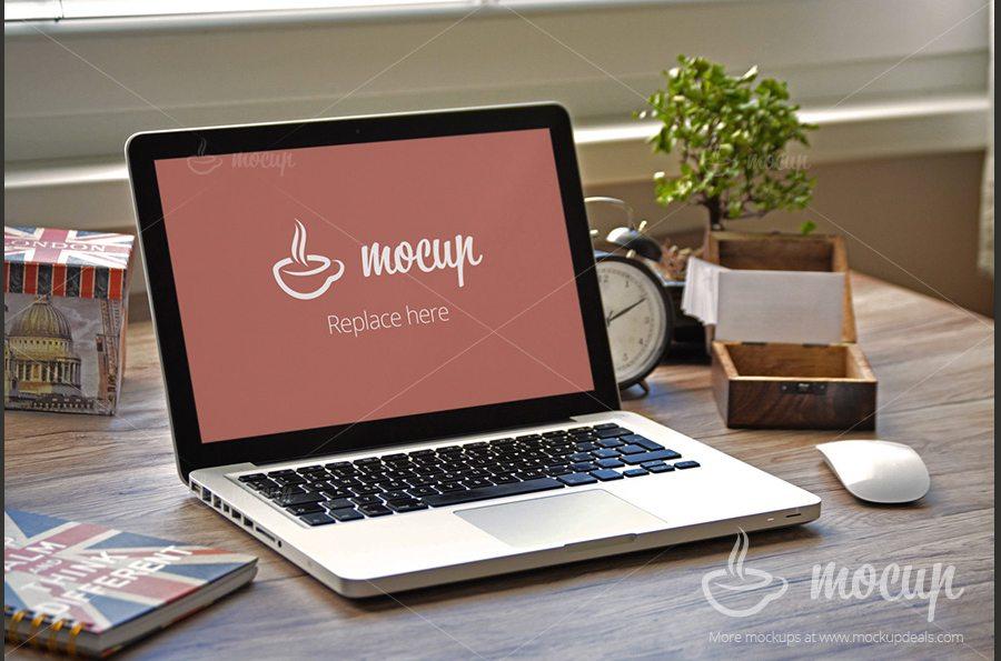 Untitled-37 100+ MacBook Mockup Templates (PSD & Vector) design tips