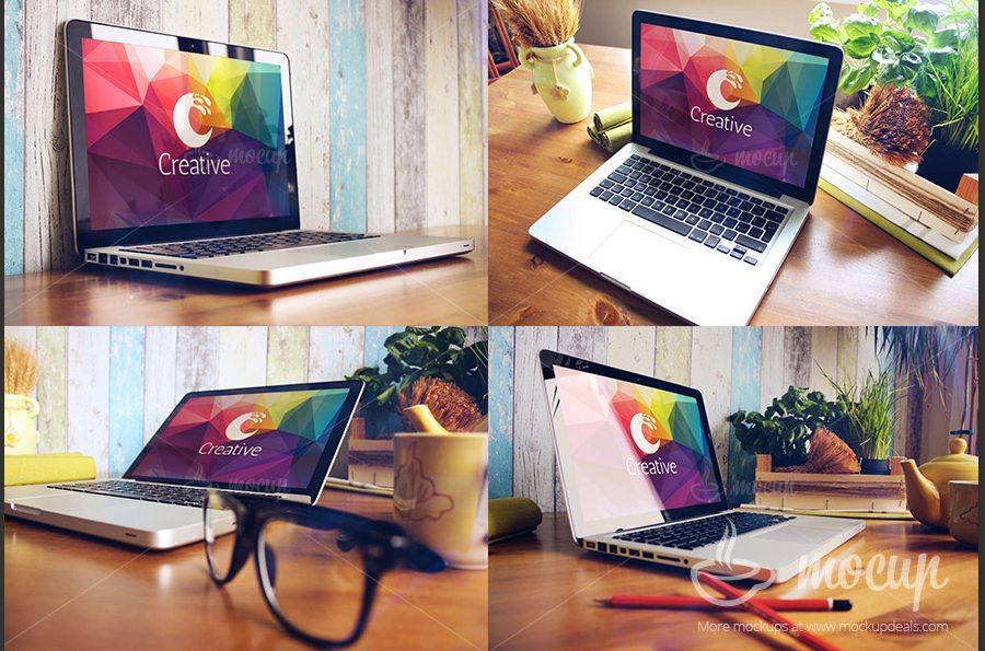 Untitled-38 100+ MacBook Mockup Templates (PSD & Vector) design tips