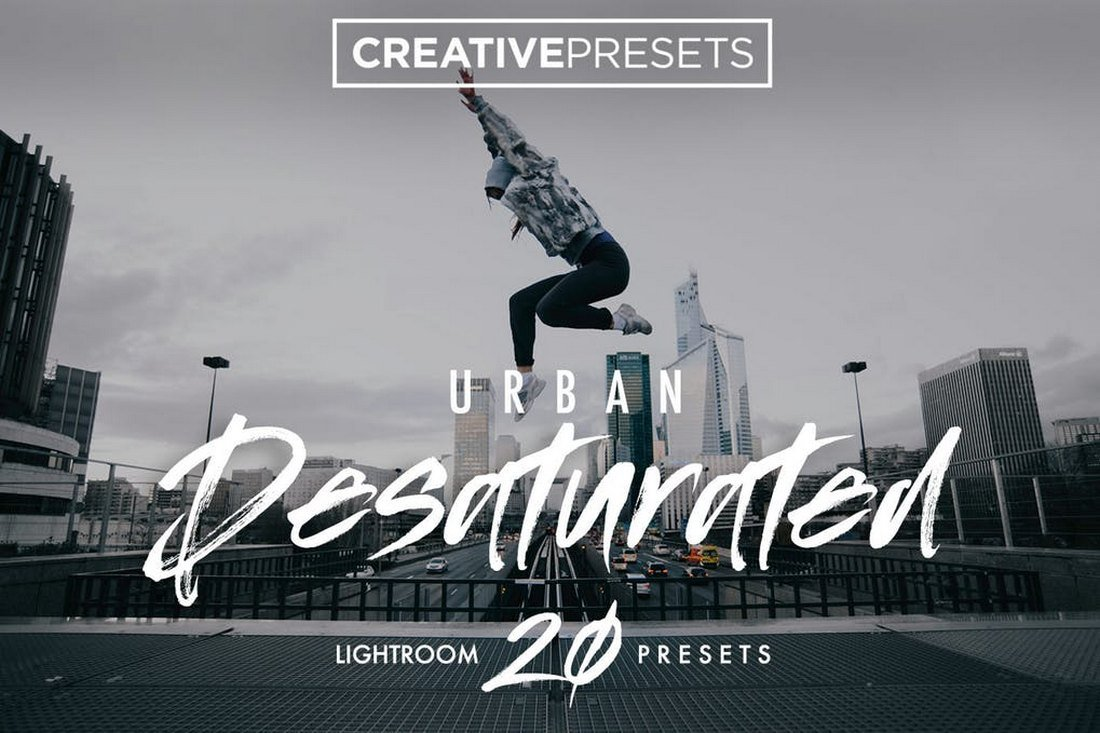 Urban-Desaturated-Lightroom-Presets-2 50+ Best Lightroom Presets of 2020 design tips