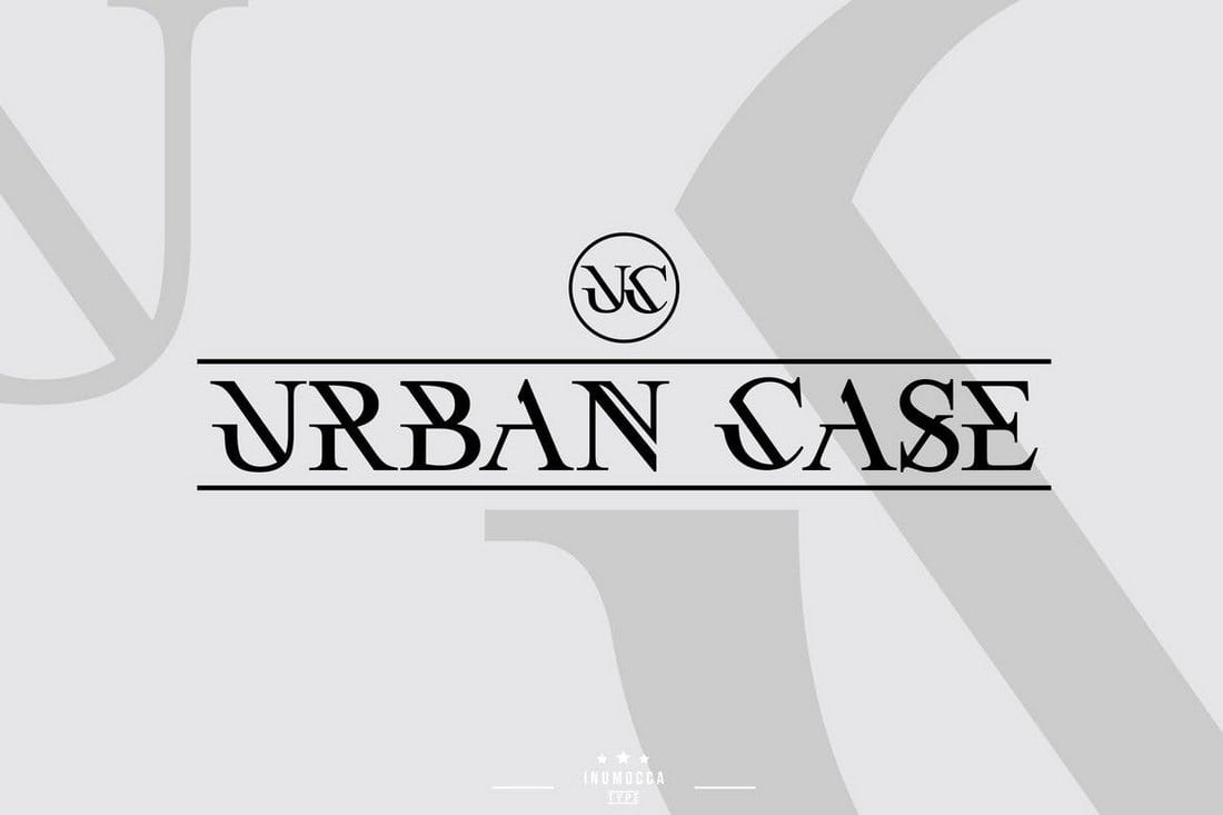 UrbanCase-1 100+ Best Modern Serif Fonts design tips