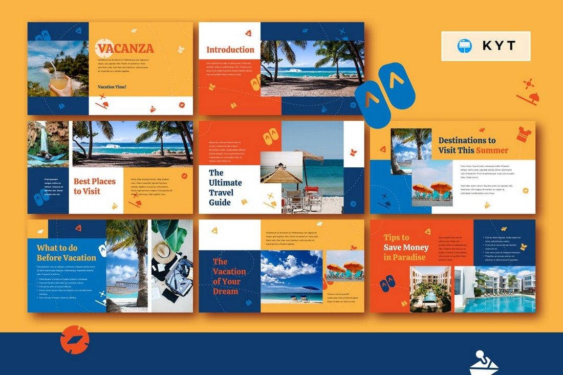 VACANZA-Creative-Travel-Keynote-Template 50+ Best Keynote Templates of 2021 design tips