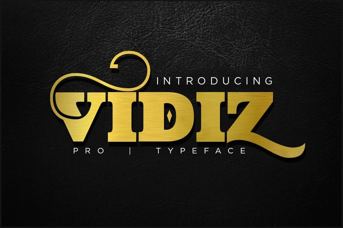 VIDIZ-PRO-Typeface 50+ Best Slab Serif Fonts of 2021 design tips