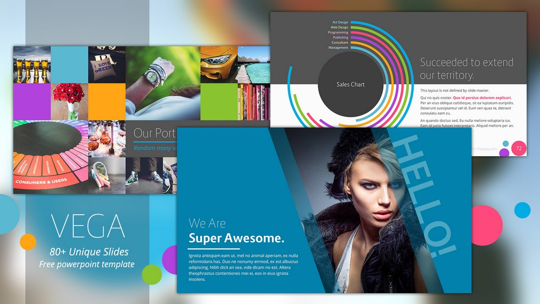 Vega-Animated-PowerPoint-Template-Free 30+ Animated PowerPoint Templates (Free + Premium) design tips