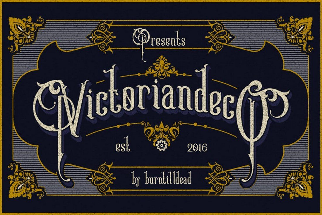 Victoriandeco 30+ Best Fonts for Logo Design design tips