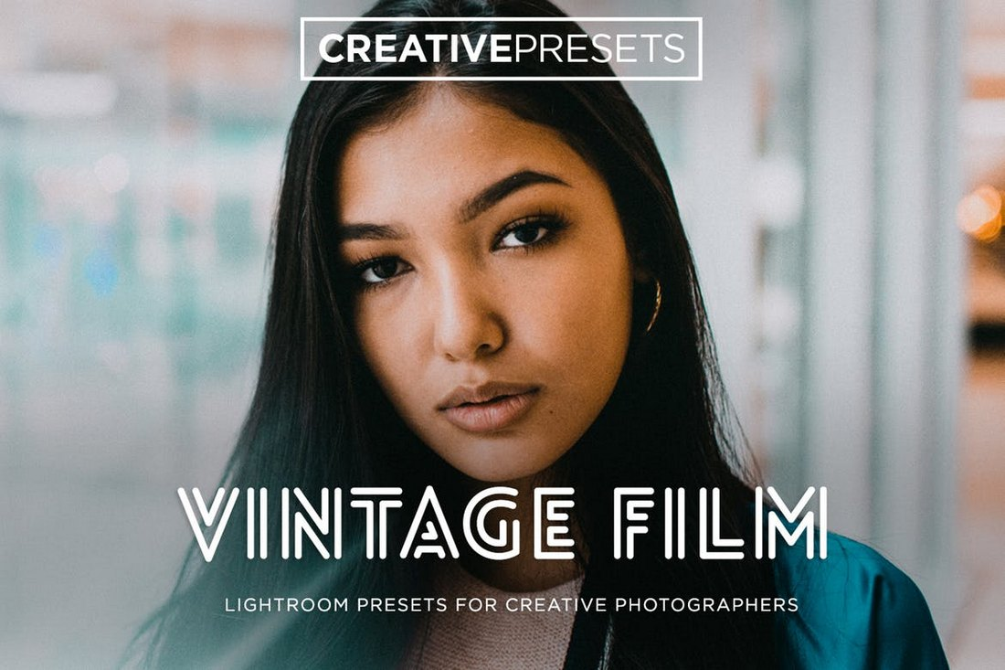Vintage-Film-Lightroom-Preset 50+ Best Lightroom Presets for Portraits (Free & Pro) 2020 design tips