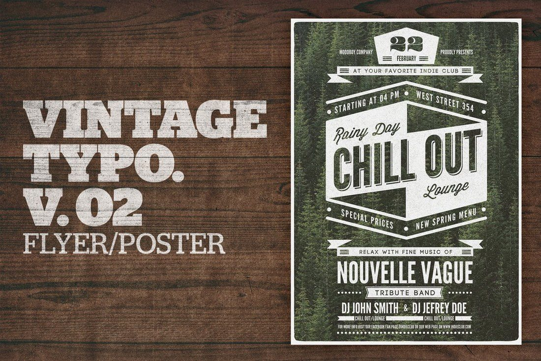 Vintage-Typography-Poster-v.02 Typographic Posters: 100 Stunning Examples design tips