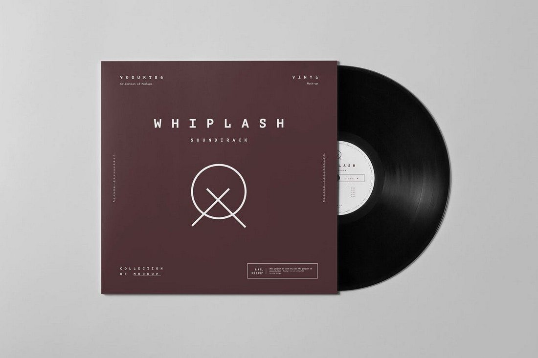 20 best vinyl mockups design shack a professionally designed vinyl mockup with a classic retro look this mockup template includes 8 different presentations with photo realistic designs maxwellsz