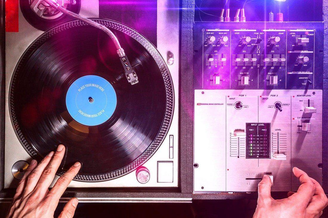 20 Best Vinyl Mockups Design Shack