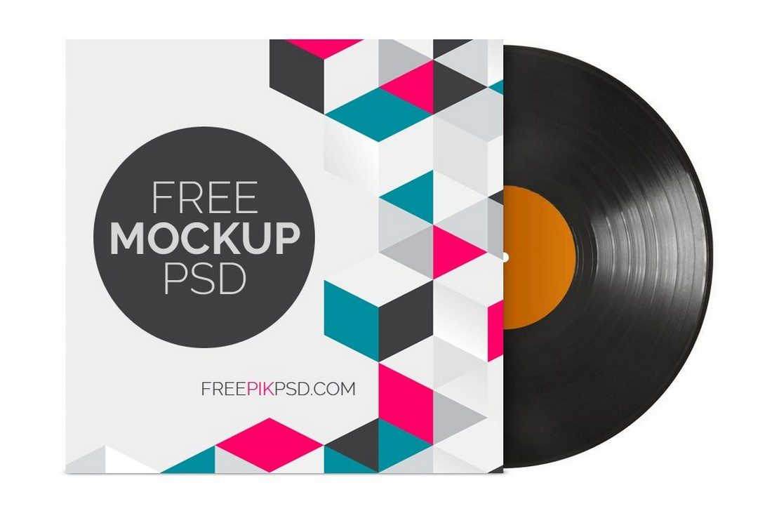 20 best vinyl mockups design shack another professionally designed vinyl cover art mockup template offered to you free of charge this template is ideal for banner poster and other outdoor maxwellsz