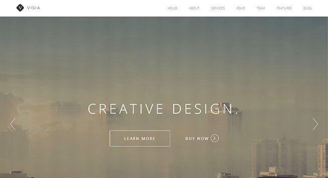 Visia-On-Page-WordPress-Theme